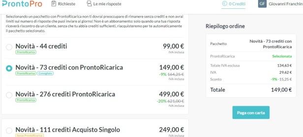 prontopro_listino_crediti