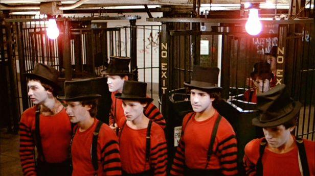 40 anni dei guerrieri della notte - le gangs: the Hi-Hats