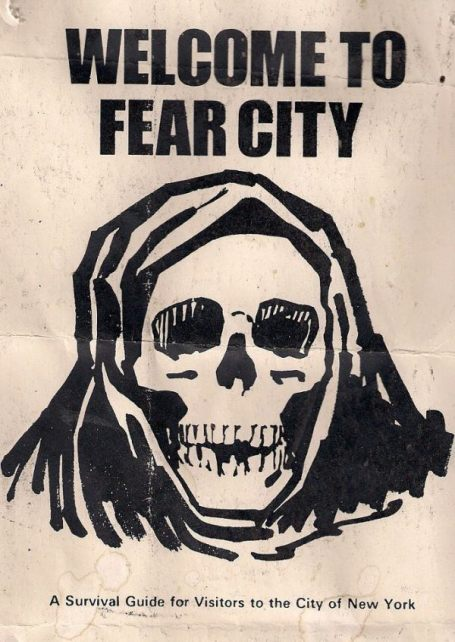 the warriors - welcome-to-fear-city