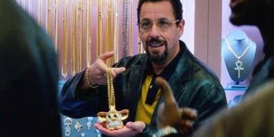 Adam Sandler Uncut gems diamanti grezzi
