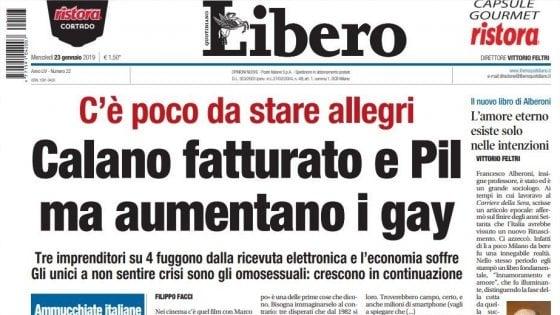 libero fatturato e gay