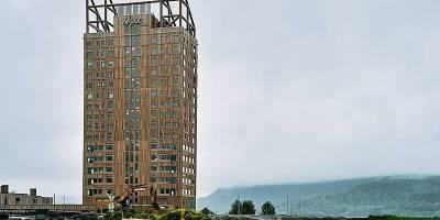 edilizia sostenibile-economia-circolare-grattacielo-legno-Mjøstårnet-norvegia