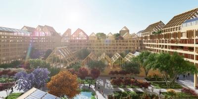 Self sufficient city cina, la prima città al mondo sostenibile e circolare